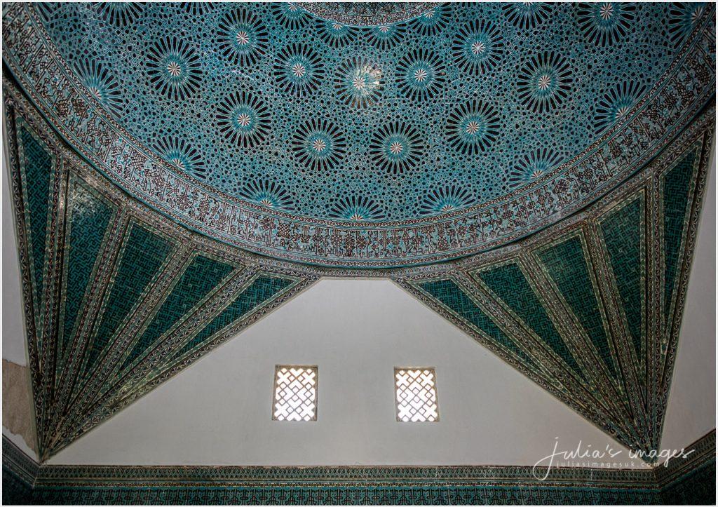 Tile Mosaics of Karatay Museum